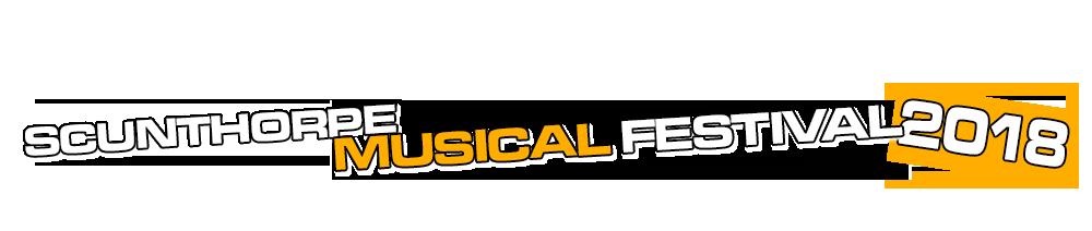 Scunthorpe Musical Festival logo